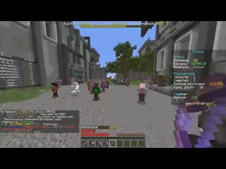 PRISON! ОЧЕНЬ ЖЕСТКИЙ ПОДГОН ОТ ТОП ЗЭКА #3! Minecraft Cristalix Prison