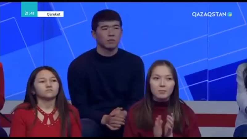 Тілеуберді ӘБЕНАЙ Шыңғыс хан қазақтың ұлы Қағаны