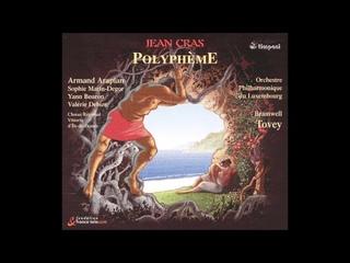 Jean Cras-Polyphme Nymphes et Swains clbrent les charmes de la nature