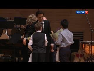 В Москве прошел гала-концерт лауреатов Международного конкурса пианистов Владимира Крайнева