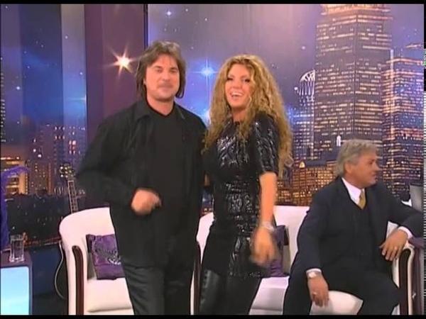 Indira Radic i Alen Islamovic Ljubav stara Peja Show TvDmSat 2011