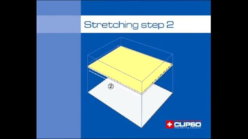 Технология установки Clipso