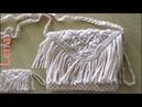 Kreative Tipps von Lena - Macrame bag DIY - Makramee Tasche - макраме сумка