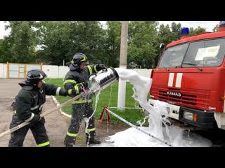 Посчасливилось сегодня пройти норматив пожаротушения в 34 пожарно-спасательной части. #Емельяненко #Россия #Мчс #спорт