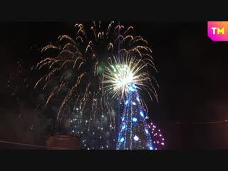Новый год в Тобольске - 2019