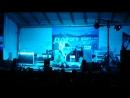 Стриптиз на рок концерте. Три голые стриптизерши на сцене!!