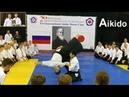 Aikido - Accept partner's energy Kokyu Nage SHIRAKAWA RYUJI shihan