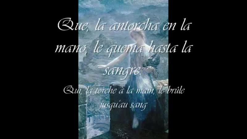 Charles BAUDELAIRE FEMMES DAMNÉES Delphine et Hippolyte par Saez