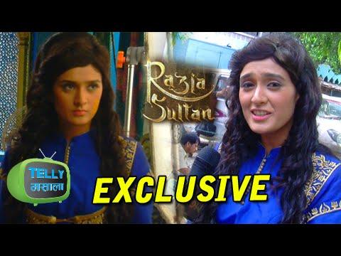 Pankhuri Awasthi Shares Her Journey as Razia Sultan   100 Episodes