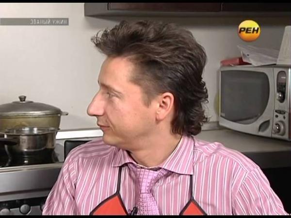 Званый ужин - 22.10.2012 - журналист Валерия Свечникова