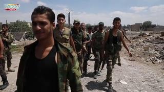 Syria has returned the border with the Golan!  Сирия вернула границу с Голанами!