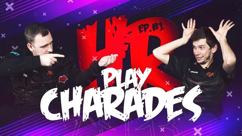 Hellraisers Charades EP. 1 with oskar lmbt / CSGO, esports [Ru Subs]