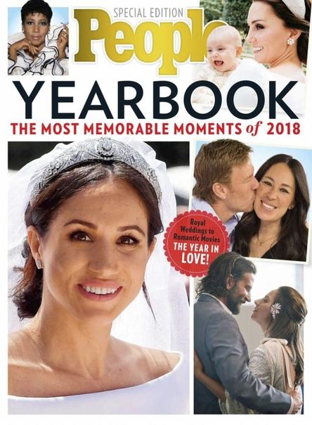 People Bookazines  December 2018