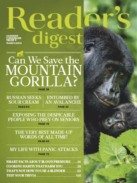 Reader's Digest CA 03.2019