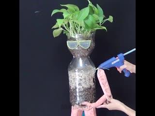 Diy aquarium filter of bottle art - how to make fish tank at home ideas - home decor ideas