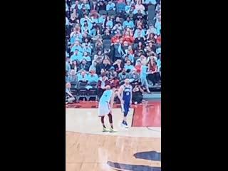 Toronto Raptors vs Philadelphia Sixers, Game 1, Apr 27, 2019