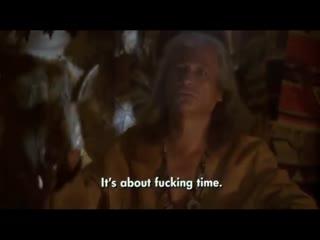 Давно пора хули ты так долго?