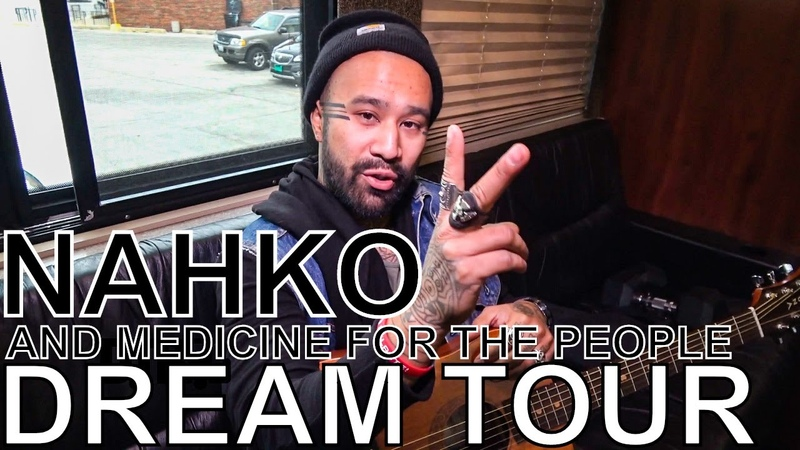 Nahko and Medicine for the People DREAM TOUR Ep 682