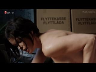 Lene Nystrom Nude - Varg Veum Svarte far (2011) HD 1080p Watch Online