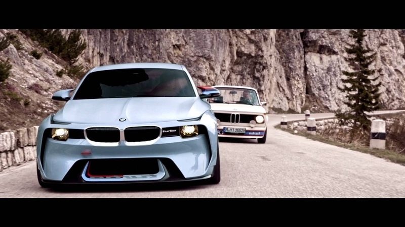 BMW 2002 Hommage Concept Based on M2!