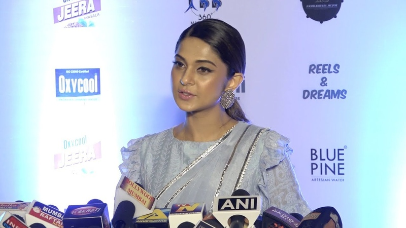 Jennifer Winget Fecilitated Dadasaheb Phalke Award