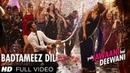 Badtameez Dil Full Song HD Yeh Jawaani Hai Deewani Ranbir Kapoor Deepika Padukone