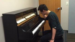 One Hand Piano - Crazy Frog / Axel F (Tony Ann)