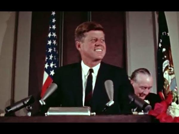 JFK'S LAST SPEECH FROM FORT WORTH TEXAS NOVEMBER 22 1963