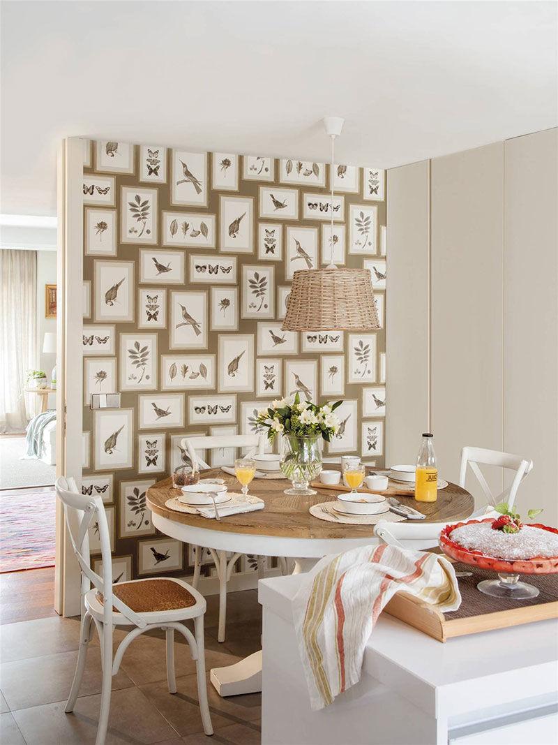Уютная классика в современном доме в Мадриде