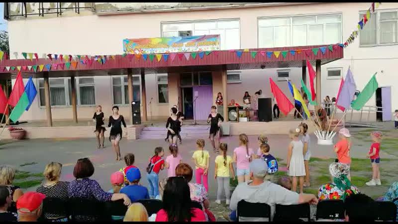 День села в Новоомском