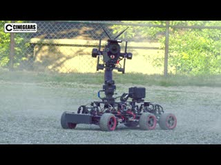 RC Gimbal Cars by Cinegears (Brand New 2018 Models!)