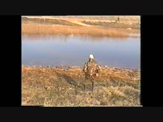 8 мая 2005 год. Ветеран ВО войны  Драчёв Леонид  на Родине  в Пинеге.