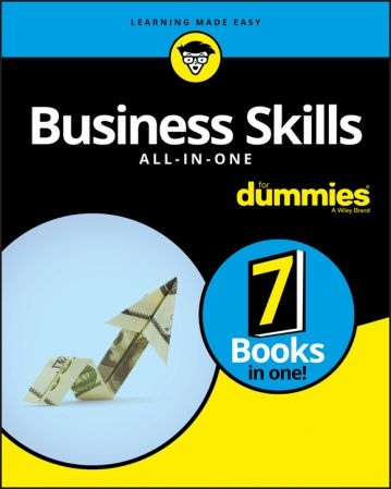 BusinessSkillsAll-in-OneFor-ConsumerDummies