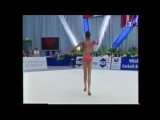 Архивное видео Ляйсан Утяшевой