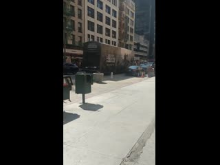 Caught the hype bus today in downtown la. modern warfare