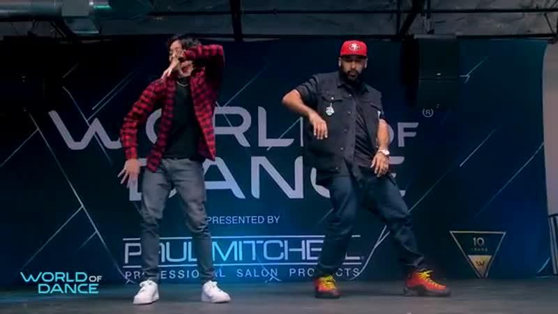 Jet and Boogie Frantik dancing to Breakin Waves by Stahyl BreatheFM™