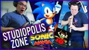 Sonic Mania Studiopolis Zone Act 1 Jazz Cover feat The8BitDrummer