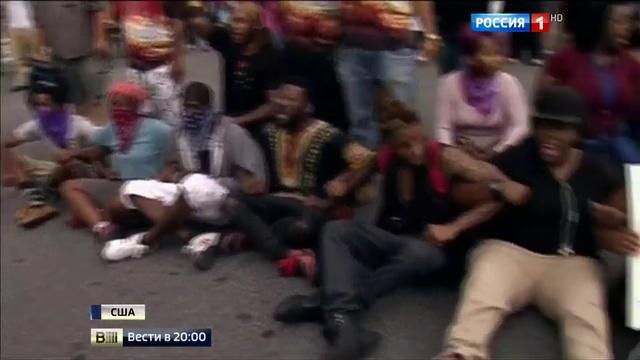 Вести в 20 00 • Бойня в Далласе и жестокие убийства афроамериканцев