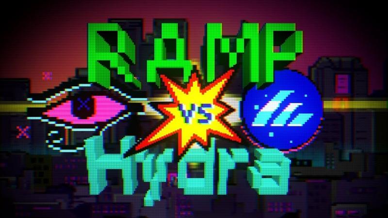 HYDRA vs RAMP/ ГИДРА ПРОТИВ РАМП