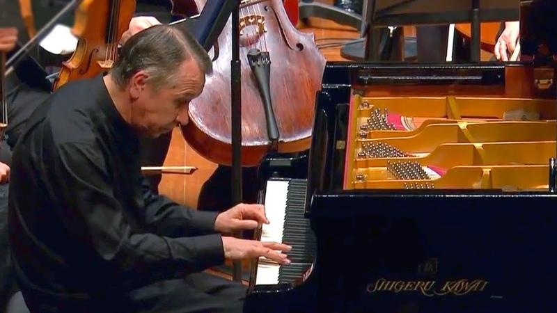 Mikhail Pletnev plays StraussSchulz-Evler - Blue Danube (Beijing, 2018)