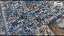 Армия Сирия зачищает котёл в Идлибе дрон над городом Хан-Шейхун