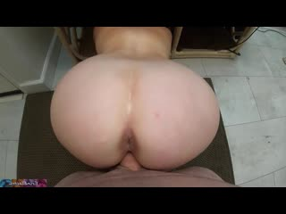 [ErinElectra, Erin Electra] Your stepmom gets stuck and you get to fuck her (POV)