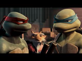 Черепашки-Ниндзя / TMNT (2007) Flarrow Films (Ru)