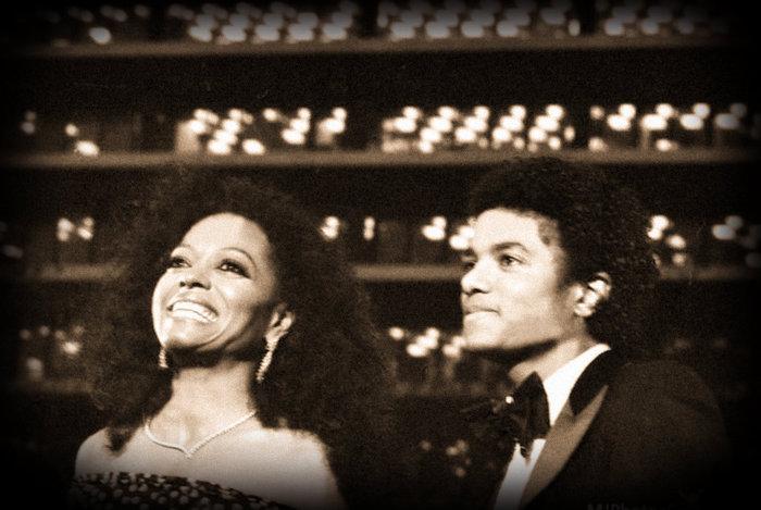 Дамы сердца Майкла Джексона. Дайяна Росс., изображение №2