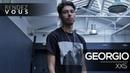 GEORGIO - 𝕏𝕏𝟝 sa pochette, la construction du projet, ISHA, VALD.. - Rendez Vous OKLM TV
