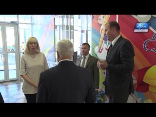 Вице-губернатор Краснодарского края посетила новую школу в Тенгинке