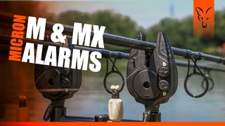CARP FISHING TV NEW MICRON M & MX ALARMS