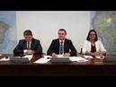 LIVE DA SEMANA (18/07/2019): Presidente Bolsonaro e Ministro Tarcísio Gomes de Freitas