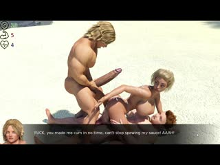 Battle of the bulges 3d game playthrough day01
