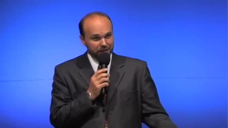 7. Бог говорит через пророков. - Проповедь Виталия Олийника. 09.17.2011